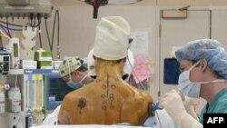 В клинике по изучению боли