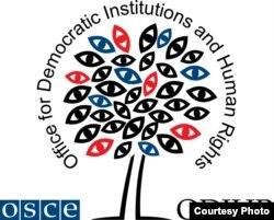 Logo của tổ chức OSCE và ODIHR