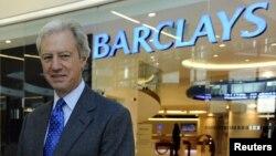 Marcus Agius era presidente de la entidad desde enero de 2007.