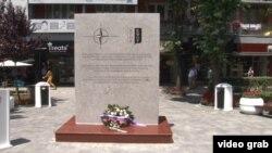 Spomenik stradalim vojnicima KFOR-a