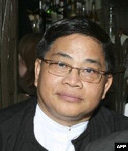 Ông U Soe Aung, đệ nhất tham tán của Tòa Đại sứ Miến Điện ở Washington