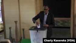 In Photos: Rwanda Election