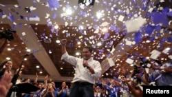 洪都拉斯總統選舉 赫爾南德斯勝選