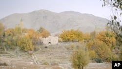 Before the Taliban took control in 1996, the people of Shomali relied on their harvest for food. It is not like it was in the past, but they say their morale is high and they are hopeful.