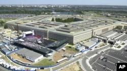 美國國防部五角大樓。