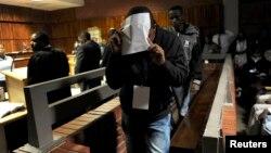 Agentes sul africanos