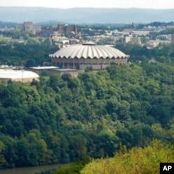 西维吉尼亚大学Evansdale分校篮球馆