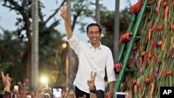 印尼新任總統佐科威