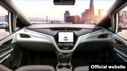 Найновіший автономний автомобіль GM без керма