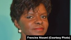 Pr. Francine Ntoumi, chercheuse en biologie moléculaire