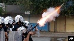 Turska policija ispalila suzavac na demonstrante u Turskoj