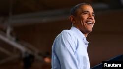 美国总统奥巴马(资料图片)。