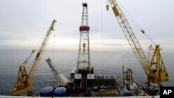 Offshore Fracking