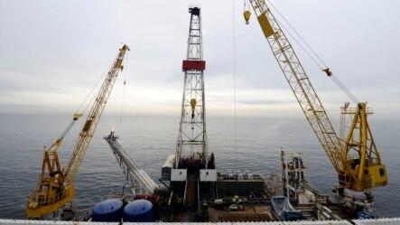 Offshore Fracking