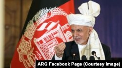 اشرف غني: موږ (افغانستان) به تلپاتې سولې ته ورسیږو