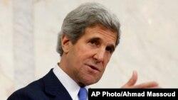 Menteri Luar Negeri AS John Kerry (Foto: dok).