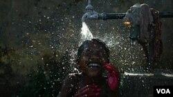 La falta de agua afecta a una de cada tres personas en todo el mundo según la OMS.