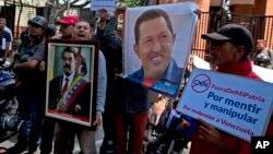 Los presidentes de Cuba, Raúl Castro; de Nicaragua, Daniel Ortega, y el de Bolivia, Evo Morales se encuentran en Venezuela, para participar en los actos conmemorativos por el cuarto aniversario de la muerte de Hugo Chávez.