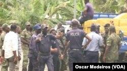 São Tomé e Príncipe: População desmantela contrabandistas