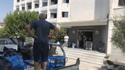 Qyteti Studenti- Tiranë, Albania
