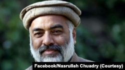 صحافی نصراللہ چوہدری پر ممنوعہ لٹریچر رکھنے اور کالعدم تنظیم کی سہولت کاری کا الزام تھا۔ (فائل فوٹو)