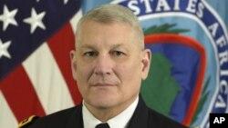 Penglima militer AS di Afrika, Jendral Carter Ham, mendorong penggunaan perundingan sebelum intervensi militer di Mali (file photo)