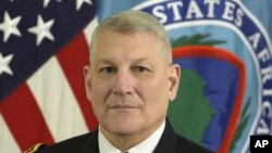 US General Carter Ham (file photo)