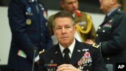 په افغانستان کې د امریکايي ځواکونو مشر جنرل سکاټ مېلر