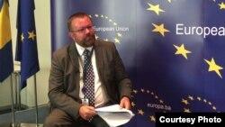 Richard Wood, šef Odjela za vladavinu prava Evropske komisije u BiH