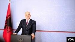 Premijer Albanije Edi Rama
