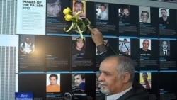 Nderohen gazetarët e vrarë në vitin 2012