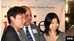 Anualmente representantes de los medios de comunicación étnicos son galardonados en Nueva York.