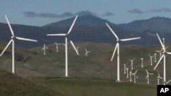 Energija vjetra - veliki neiskorišteni potencijal Amerike