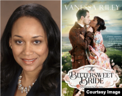 Vanessa Riley is the author of seven hope-filled, full-length historical romance novels.