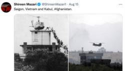 Điểm tin ngày 18/8/2021 - Khủng hoảng Kabul gợi nhớ 'nỗi ám ảnh' của người Việt tị nạn về biến cố Sài Gòn 1975