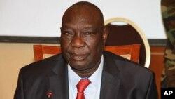 Michel Djotodia, pemimpin kudeta yang menjadi Presiden Republik Afrika Tengah (foto: dok).