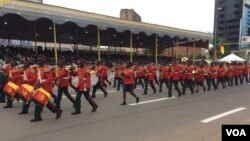 مراسم تجلیل از روز ملی کامرون