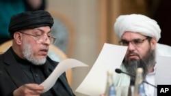 د مسکو په کنفرانس کې د طالبانو پلاوی