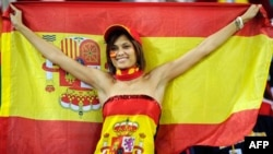 Tây Ban Nha vẫn đứng đầu danh sách các đội bóng mạnh nhất thế giới của FIFA