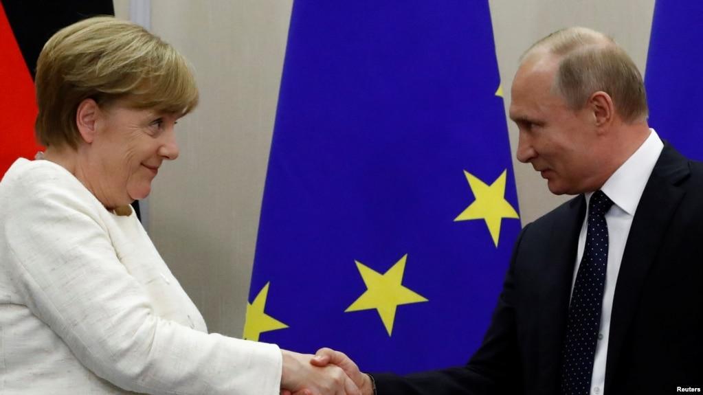 Merkel ve Putin Arasında Kritik Zirve