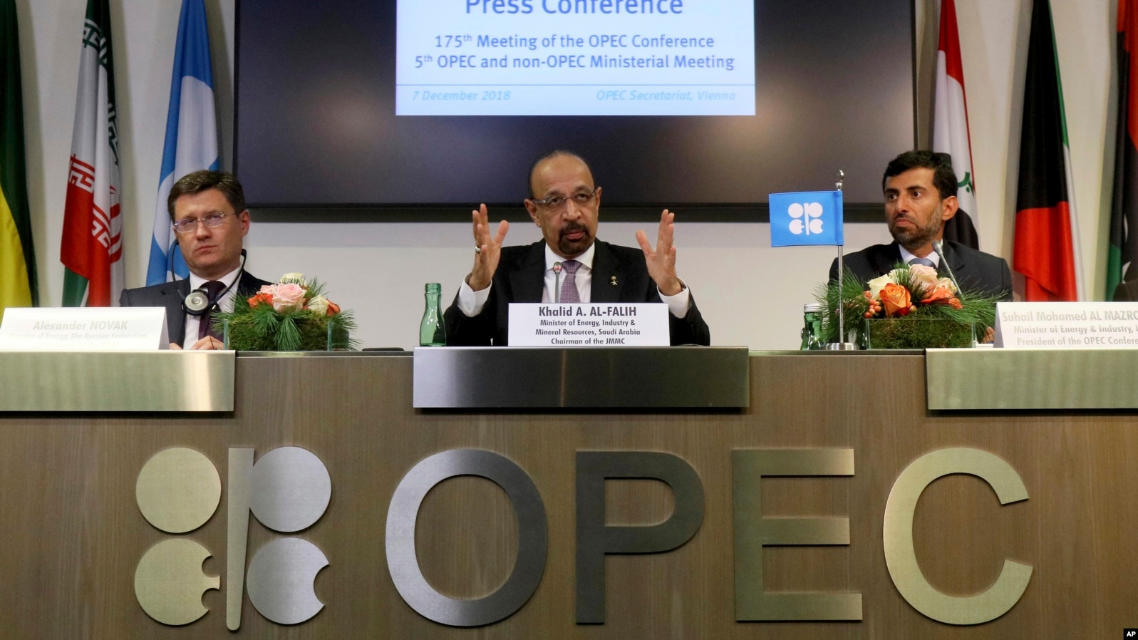 Major Oil-producing Countries Agree to Cut Output