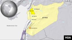 Tỉnh Idlib, Syria