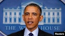 El presidente Obama dijo que espera tener todas las respuestas de porqué se realizaron estos ataques en Boston.