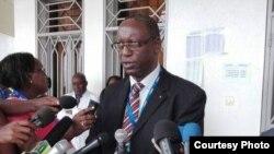 Pierre Claver Ndayicariye ni we arongoye umugwi w'igihugu w'amatora mu Burundi