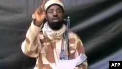 Le leader de Boko Haram Abubakar Shekau. (AFP photo/Boko Haram)