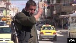Amadekariyên Newrozê li Qamîşlî