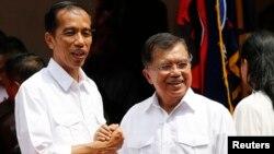 Pemerintahan Joko Widodo dan Jusuf Kalla menargetkan pertumbuhan ekonomi Indonesia sebesar 7 persen (foto: dok).