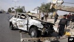 Atentado em Bagdad mata recrutas da polícia