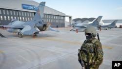 Romania NATO F16