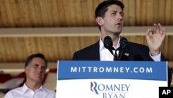 ရီပတ္ဘလီကင္ပါတီက ဒု-သမၼတေလာင္းအျဖစ္ ေရြးခ်ယ္ထားတဲ့ ေအာက္လႊတ္ေတာ္အမတ္ Paul Ryan(၀၈၊ ၁၁၊ ၂၀၁၂)